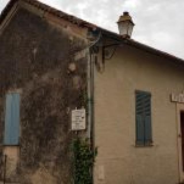 Travaux d'extension du Cercle de la Fraternité Châteauneuf  Grasse
